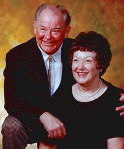 Gordon and Dolly Hull